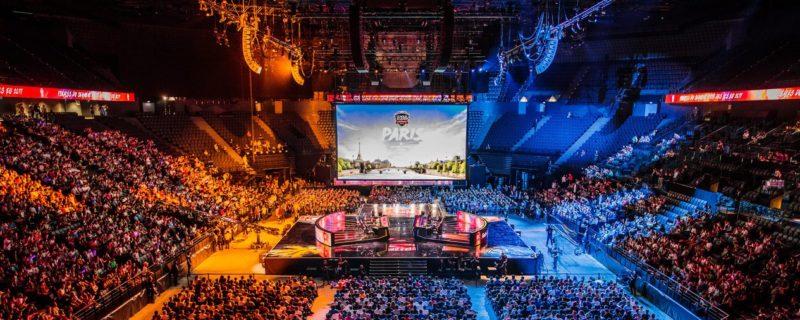 Finale EU LCS Paris 2017 League of Legends
