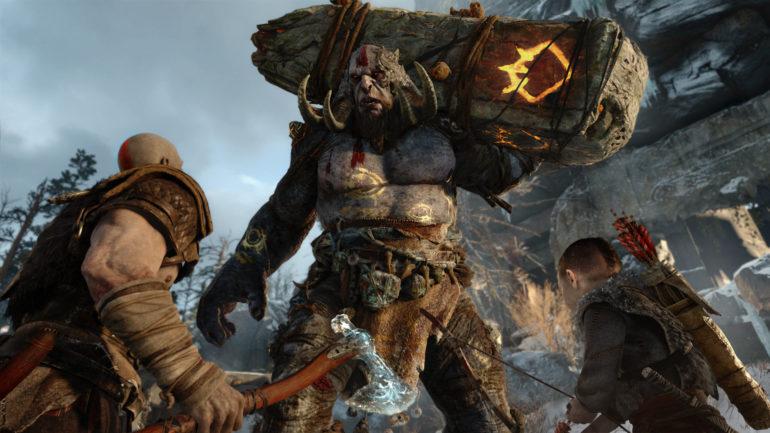God of War nordique