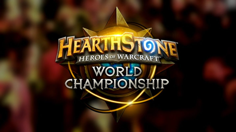 Hearthstone coupe du monde - logo