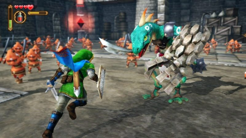 Nintendo Direct Hyrule Warriors: Definitive Edition