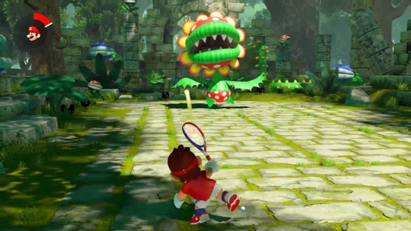 Nintendo Direct Mario Tennis Aces