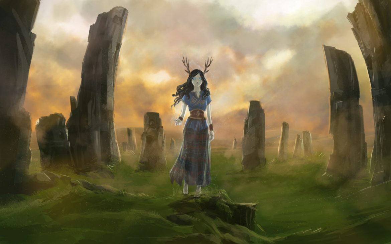 Seers Isle chamane