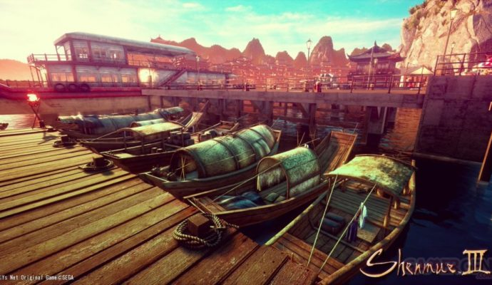 Shenmue III port