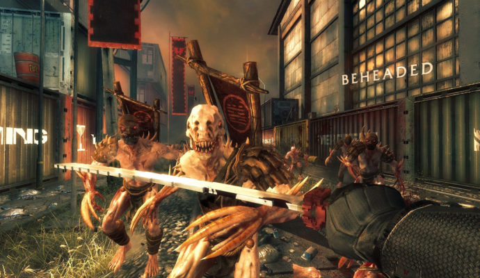 Games with Gold shadow warrior katana