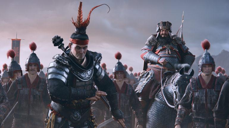 Total Wars Three Kingdoms en Chine