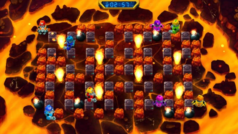 Playstation Plus Bombing Busters