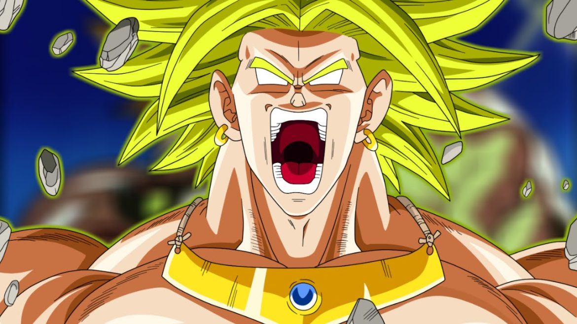 Dragon Ball Super Broly pas content