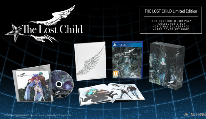 The Lost Child - Collector PlayStation 4