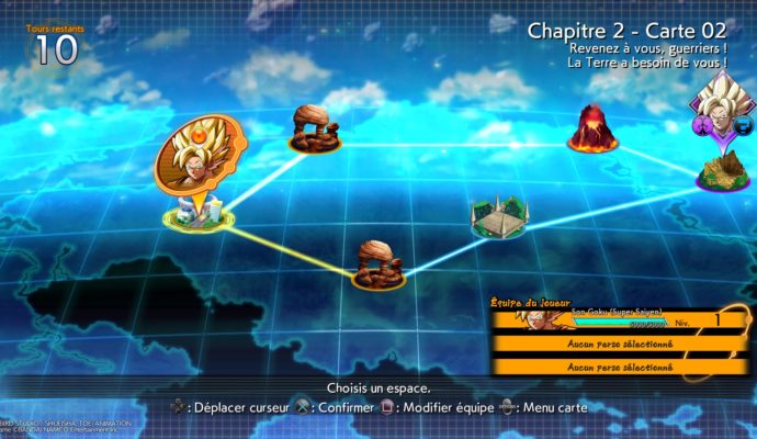 Dragon Ball FighterZ mode histoire