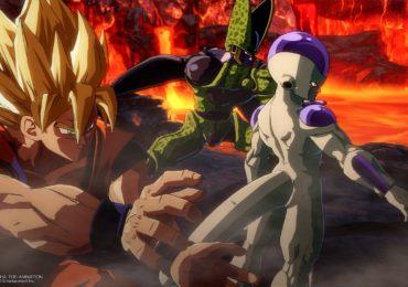 Dragon Ball FighterZ Fan service