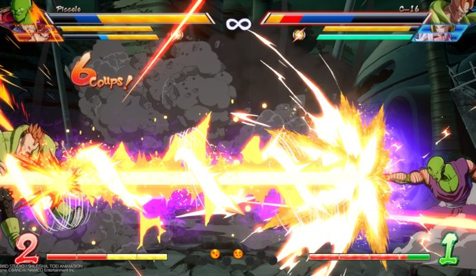 Dragon Ball FighterZ Makkankosappo