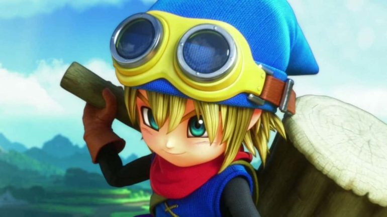 Dragon Quest Builders 2 - MeP