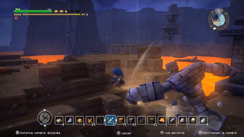 Dragon Quest Builders - Attack of Titans