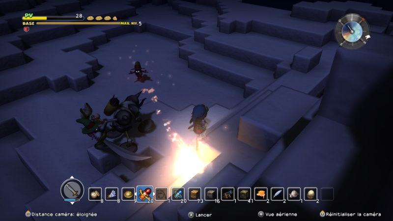 Dragon Quest Builders - Fireball