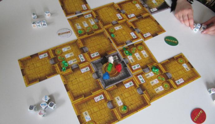 Escape - jeux de société