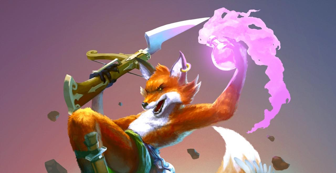 Fox n Forests renard