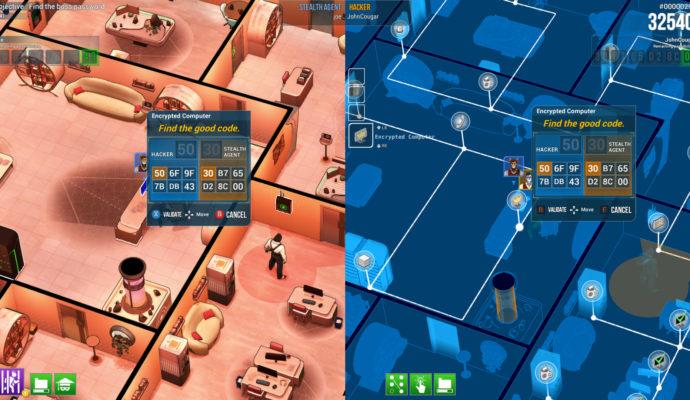 Hacktag mini-jeu