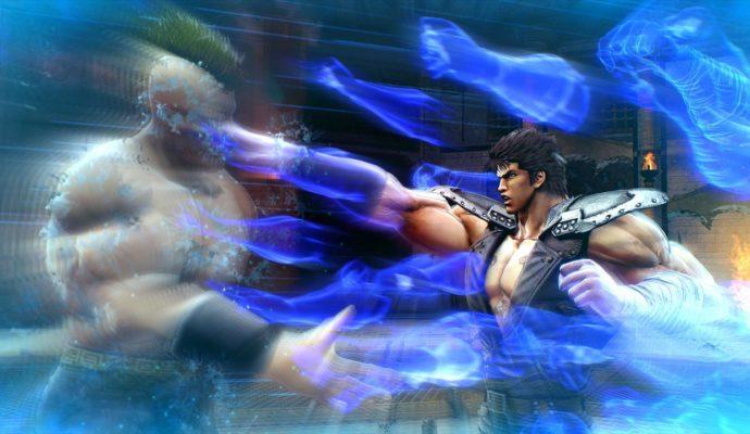 Hokuto ga Gotoku combat