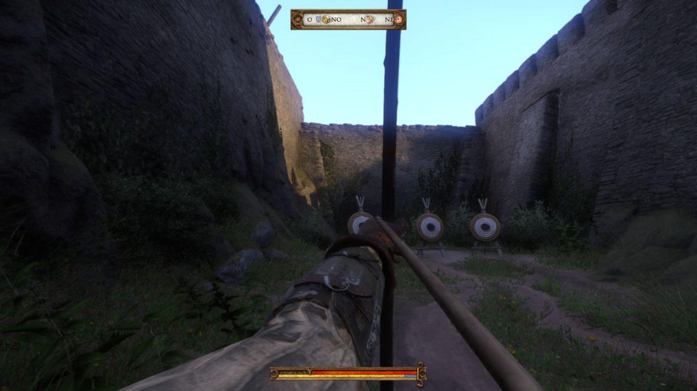 Kingdom Come: Deliverance archerie