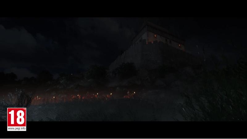 Kingdom Come: Deliverance siège