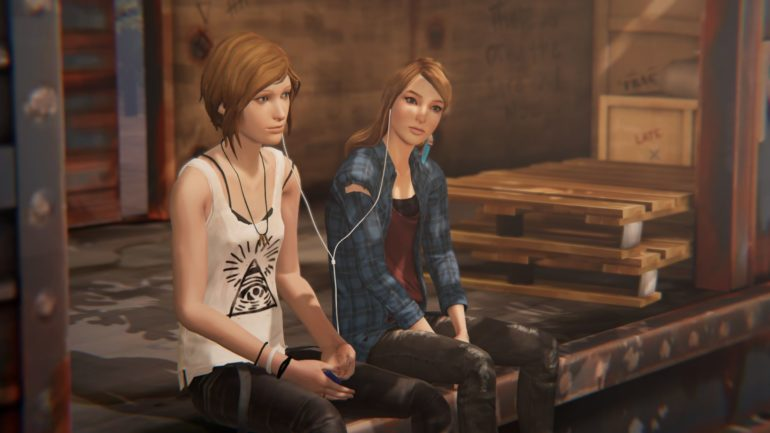 Life is Strange: Before the Storm Chloé & Rachel