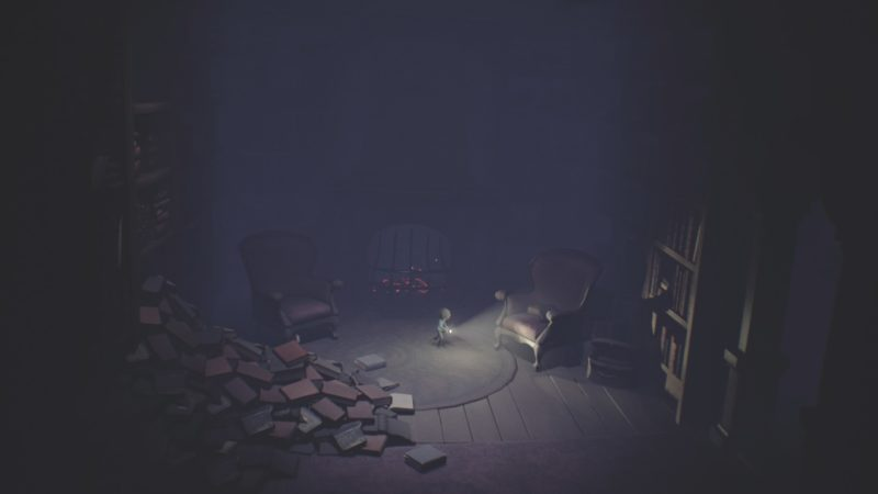 The Residence DLC Little Nightmares