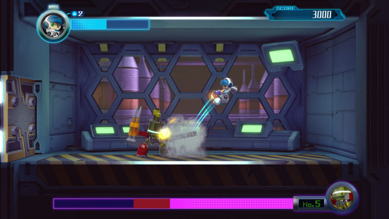 PlayStation Plus Mighty No. 9