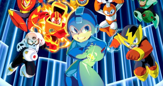 Megaman Legacy Collection 1 + 2 - MeP