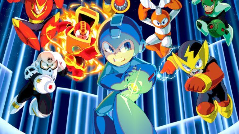 Megaman Legacy Collection 1 + 2 - MeP