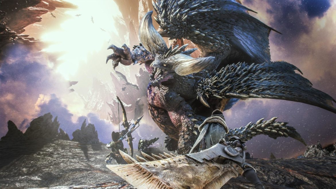 Monster Hunter: World _ Le Nergigante