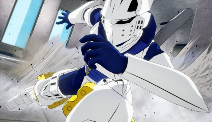 My Hero Academia: One's Justice Iida