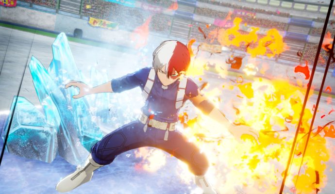 My Hero Academia One's Justice Todoroki