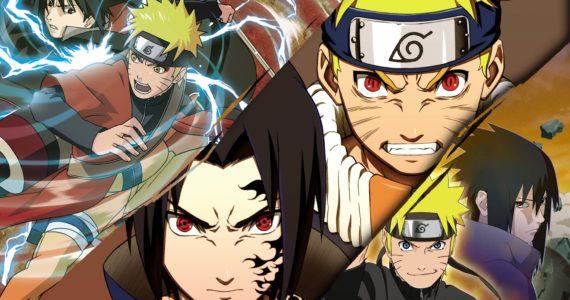 Naruto Ultimate Ninja Storm Trilogy combat