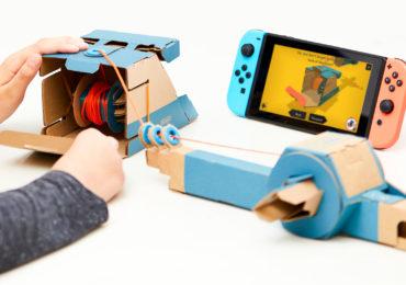 Nintendo Labo -MeP