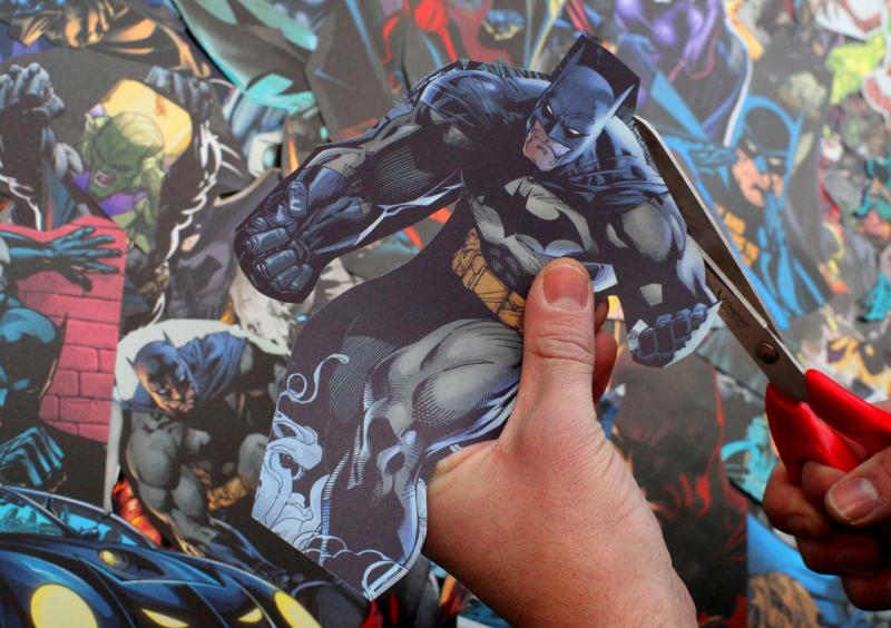 Pix'n love - The Art of Mr Garcin Batman