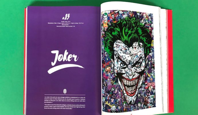 Pix'n love - The Art of Mr Garcin Joker