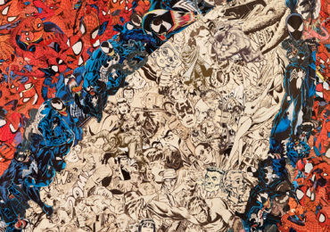 Pix'n love - The Art of Mr Garcin - Spider man