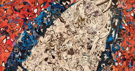 Pix'n love - The Art of Mr Garcin - Spider man