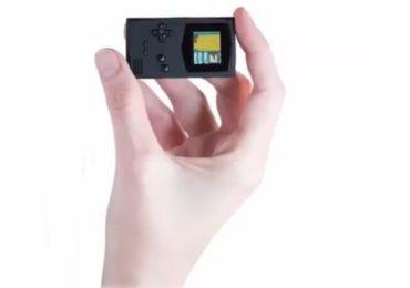 PocketSprite nicro-console