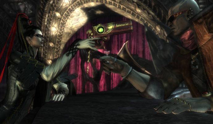 Preview Bayonetta - Bayonetta et Rodin
