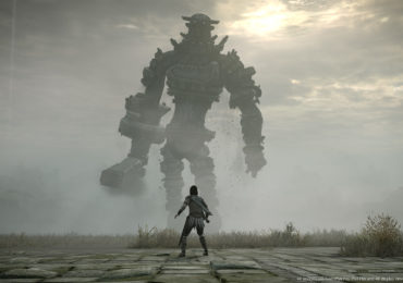 Test Shadow of the Colossus Gaius