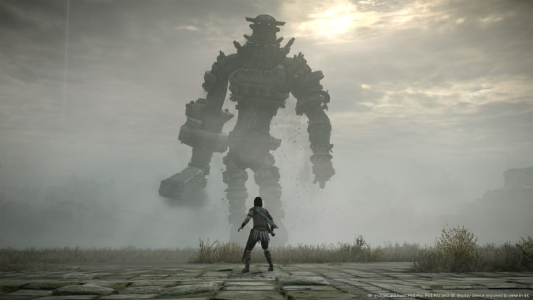Shadow of the Colossus PS5