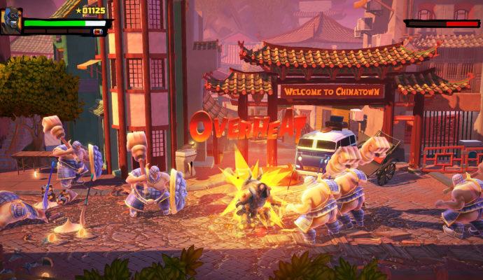 Shaq Fu: a Legend Reborn - Chinatown
