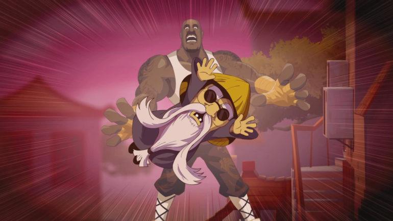 Shaq Fu: a Legend Reborn Shaquille
