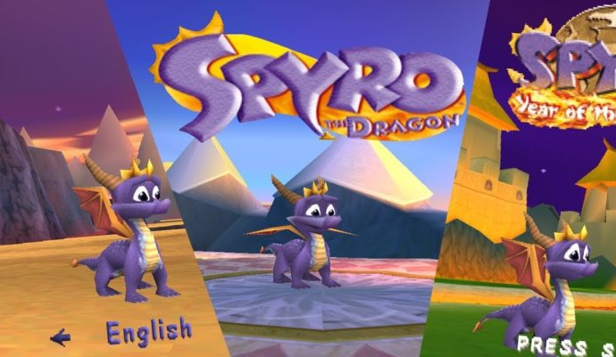 Spyro - MeP