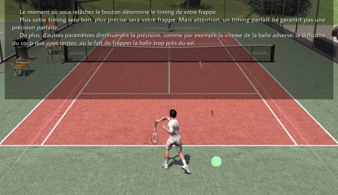 Test Full Ace - Ecole de tennis