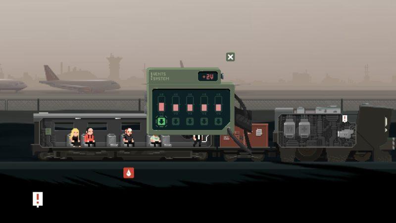Une traversée en train dans The Final Station.