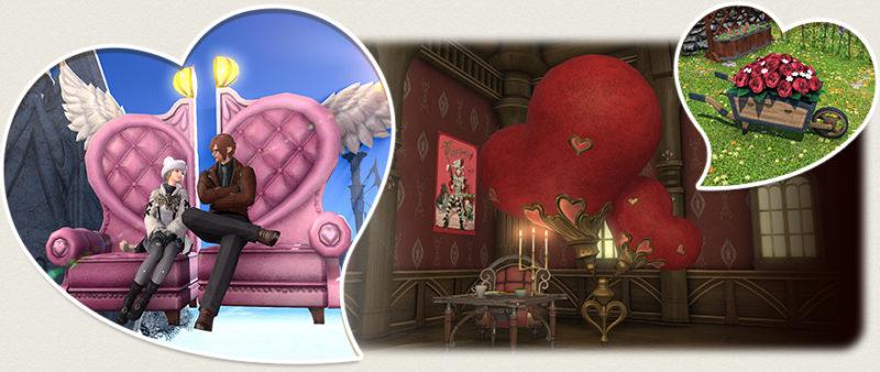 Valention Final fantasy XIV - Objet de quête