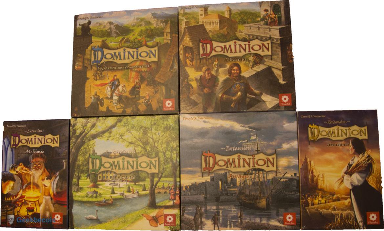 Dominion - jeux de société