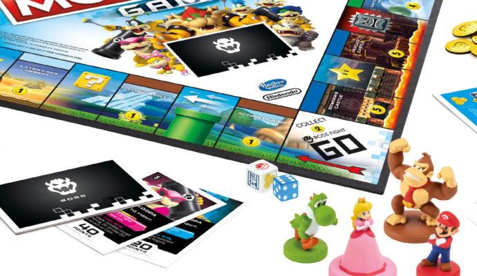 Monopoly Gamer - jeux de société